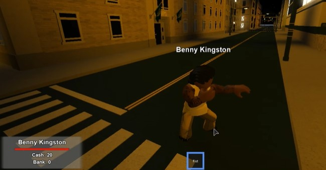 How to Get the Melee Fists and How to Use Them in Roblox East Brickton1