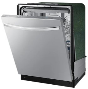 How to Install Samsung Dishwasher DW80R5061US..