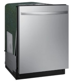How to Install Samsung Dishwasher DW80R5061US
