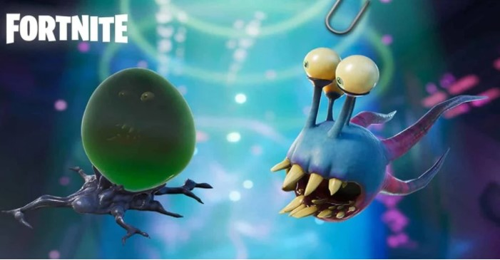 How to Mark an Alien Parasite in Fortnite PS4 and Switch