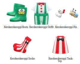 Kerokerokeroppi Clothing1