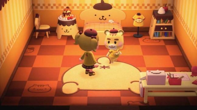 MartySanrio Amiibo Cards Animal Crossing