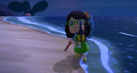 Method to Catch Horned Hercules in Animal Crossing New Horizons