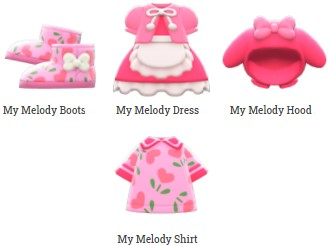 My Melody Clothing