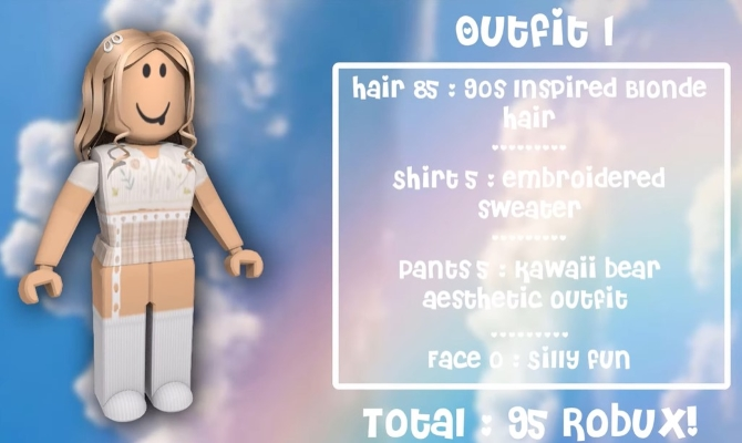 Outfit 1 Softie Roblox Avatars