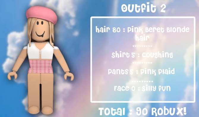 Outfit 2 Softie Roblox Avatars