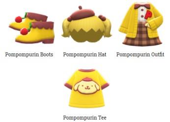 Pompompurin Clothing