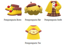 Pompompurin Clothing1