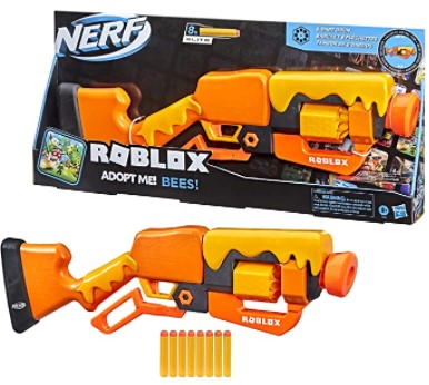 Purchasing Nerf Roblox Adopt Me Bees from Amazon