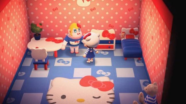 Rilla Sanrio Amiibo Cards Animal Crossing