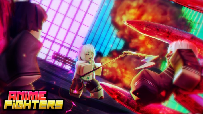 Roblox Anime Fighters Simulator Codes