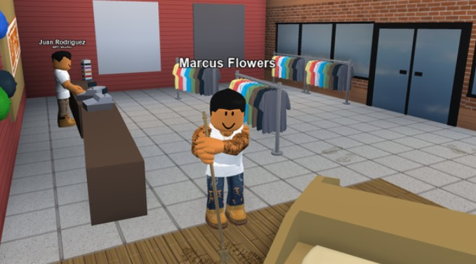 Roblox East Brickton How to Punch