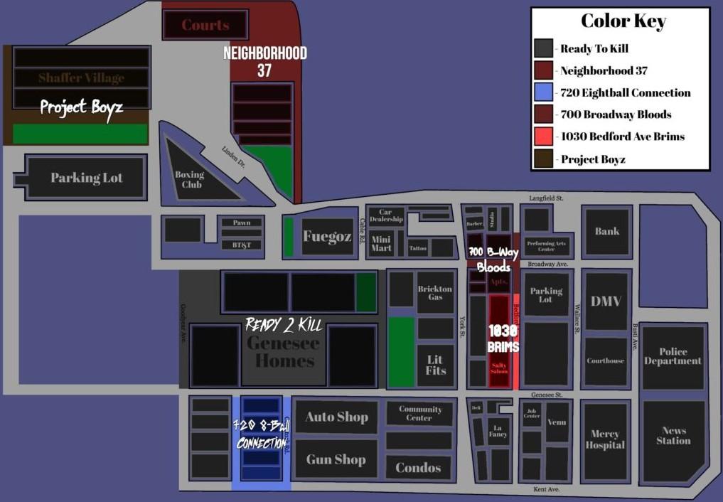 Roblox East Brickton Map