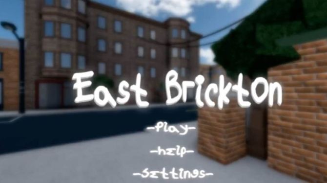 Roblox How to Play East Brickton Easily