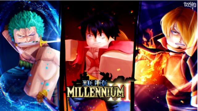 Roblox One Piece Millennium 3 Codes (August 2021)