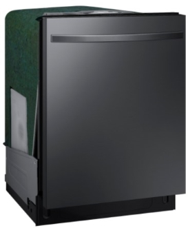 Samsung - StormWash™ 24 Top Control Built-In Dishwasher at bastbuy