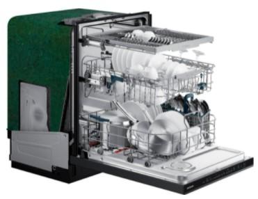 Samsung - StormWash™ 24 Top Control Built-In Dishwasher1