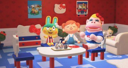 Sanrio Animal Crossing Codes