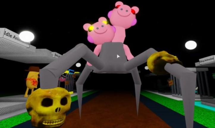 Spider Piggy Roblox Song-