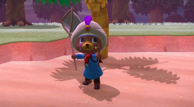 Way to CatchWalking Stick in Animal Crossing New Horizo
