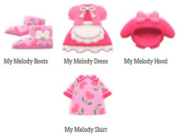 my melody clothing1