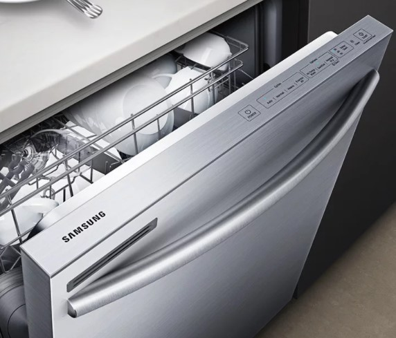 troubleshooting Samsung Dishwasher Touchpad Not Working or Control Panel Not Responding