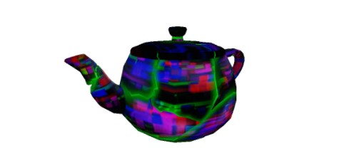 About 1x1x1x1's Teapot