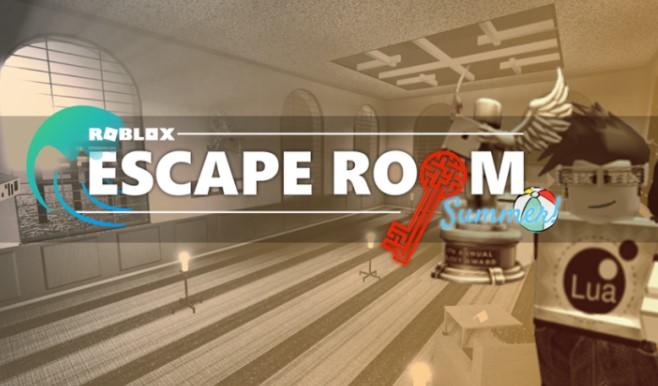 About Roblox Escape Room