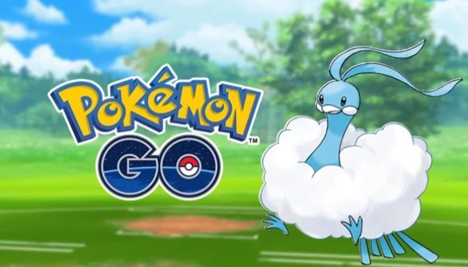 Altaria Pokemon GO Best Moveset PvP