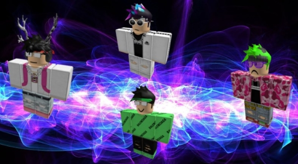 Blocky Roblox Avatar
