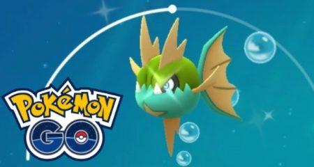 Carvanha Shiny Rate Pokemon GO