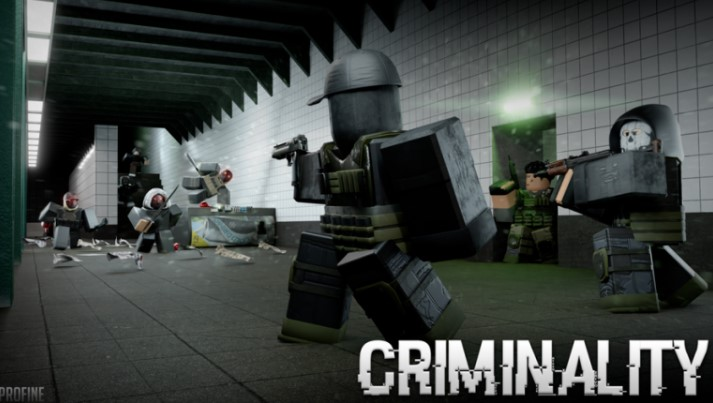 Criminality Codes Roblox