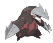 Excadrill pokemon