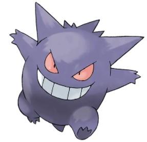Gengar pokemon Go