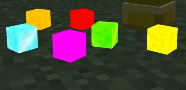 Lost Infinity Stones Mod Minecraft