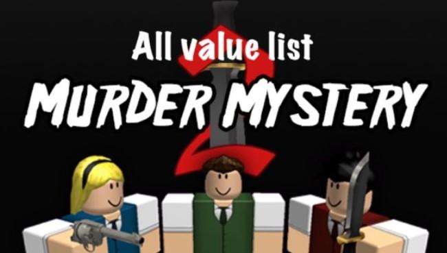 MM2 Values -Unique