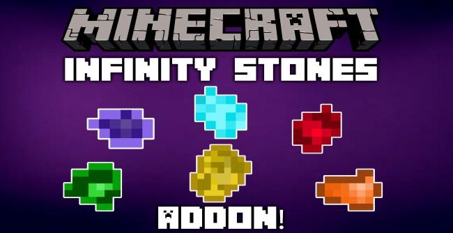 Minecraft Infinity Stones Plugin Addon