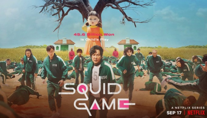 More information about Netflix Squid Game
