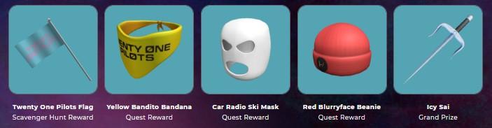 Obtain special rewards!