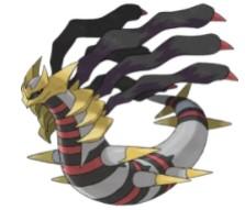 Origin Giratina pokemon