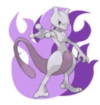 Shadow Mewtwo pokemon