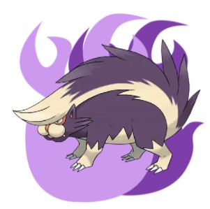 Shadow Skuntank Pokemon GO PvP Info1