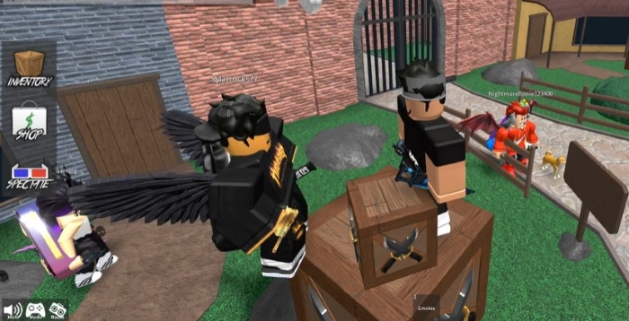 The Best MM2 Trading Server