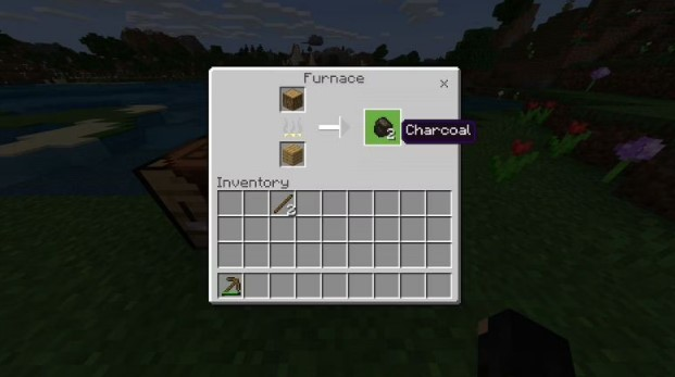 How to Make Charcoal in Minecraft without Coal