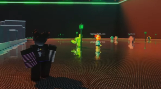 launch the game RTX shaders on Roblox