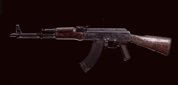 AK-47 – Cold War