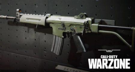Best Loadout for Krig 6 Warzone1