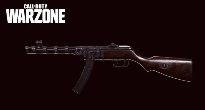 Best PPSH Class Warzone