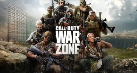 Call of Duty Games with Kernel-level Anti Cheat