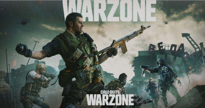 Call of Duty Warzone Anti Cheat Software